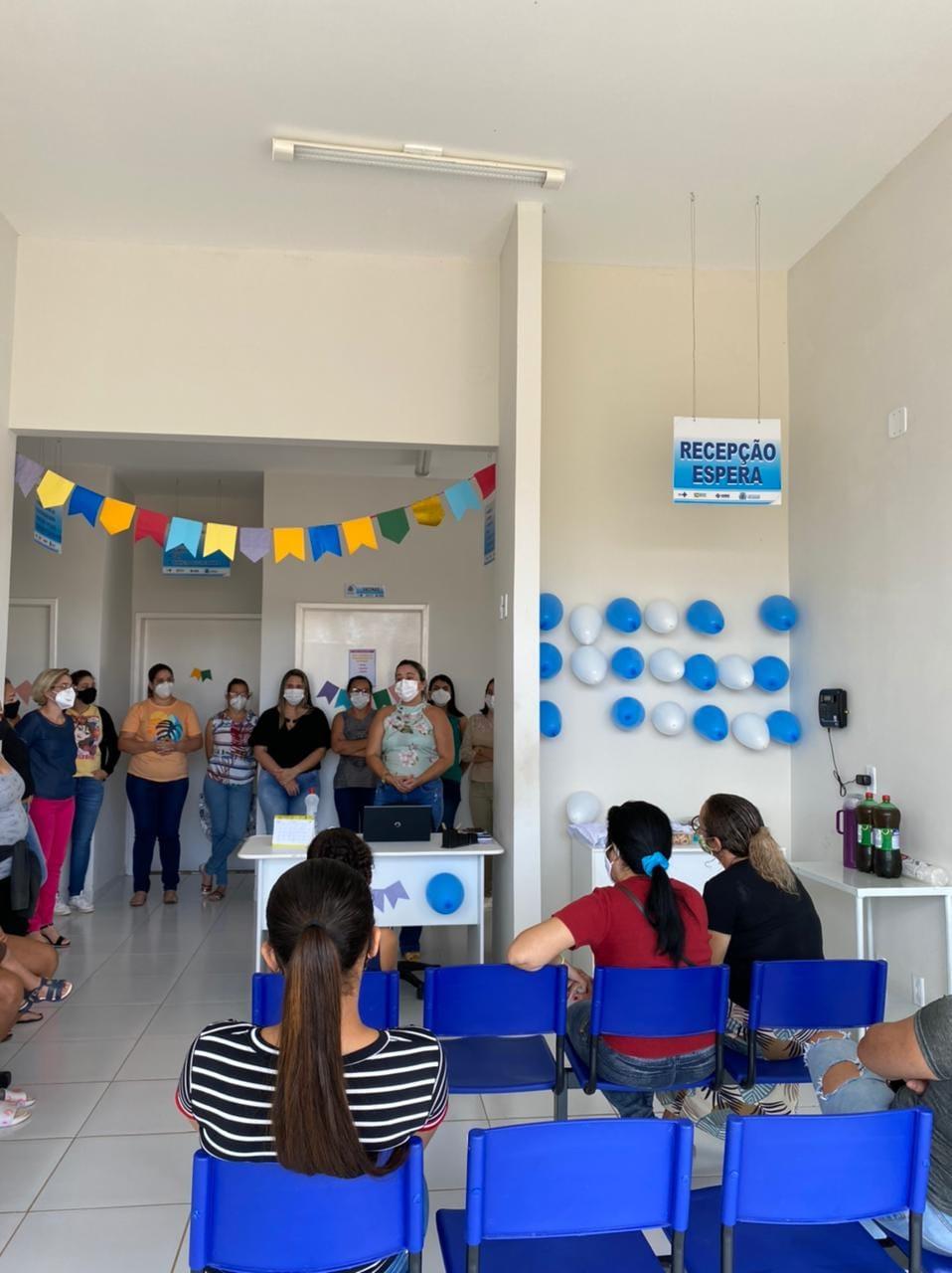 Unidade Básica de Saúde Chico Pereira completa 1 ano de serviços prestados a população Soledadense