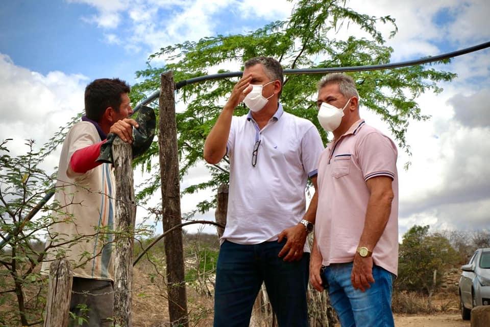 Agricultores serão beneficiados pelo projeto de plantio de palma no município